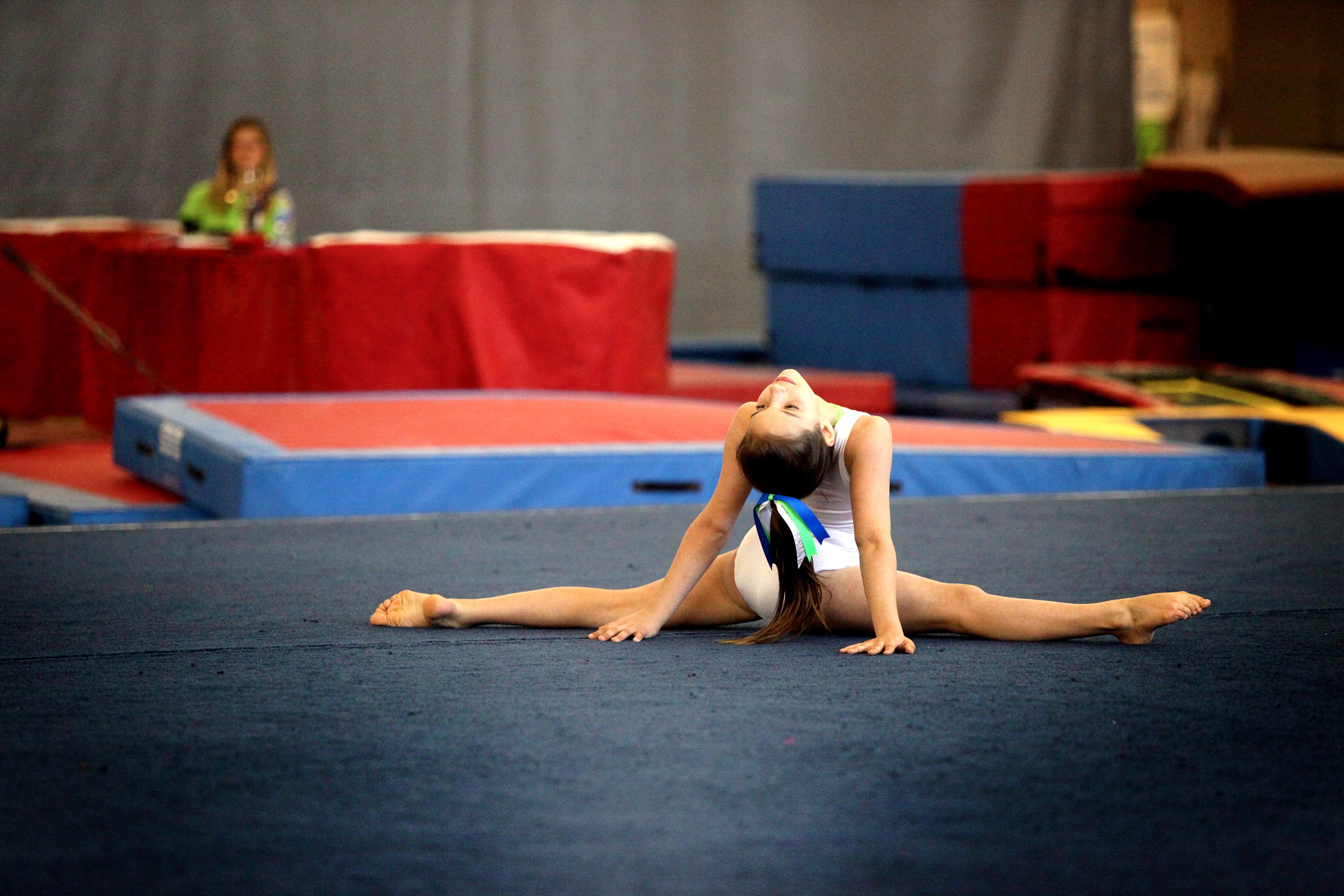 sportsplex gymnastics meet 2012