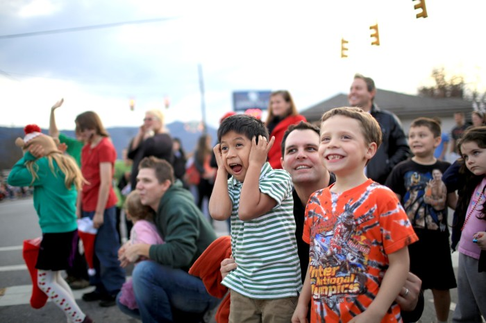 2012 Black Mountain Christmas Parade